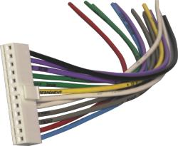 Adapter Kabel Autoradios ISO - Auto mit ISO Anschlusskabel on